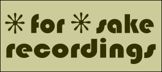 *for*sake recordings logo